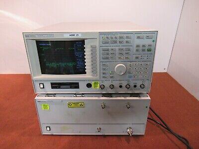Hp Agilent Set 89441a Vector Signal Analyzer If 89441a Rf Section