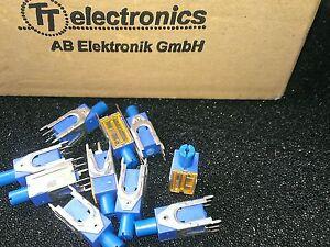 [10 pcs] PCV328 75R 20dB Adjustable Attenuator 6 Turns TT Electronics - <span itemprop=availableAtOrFrom>Warszawa, mazowieckie, Polska</span> - Zwroty są przyjmowane - Warszawa, mazowieckie, Polska
