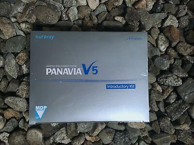 Panavia V5 Intro Kit Adhesive Resin Cement System Kuraray 3604-ka Exp2021-01