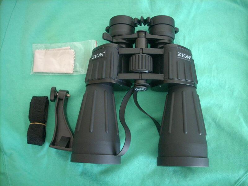 Zion Big-Eye-Len 20X-280X60 Military Super Power Zoom Binoculars Bird Star Watch