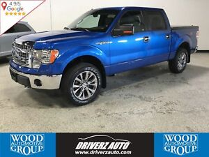 2013 Ford F-150 XLT CLEAN CARPROOF, UPGRADED WHEELS, REARVIEW...