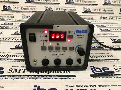 Pace Mbt250 Sensatemp Solderingdesoldering Rework Power Supply Wwarranty