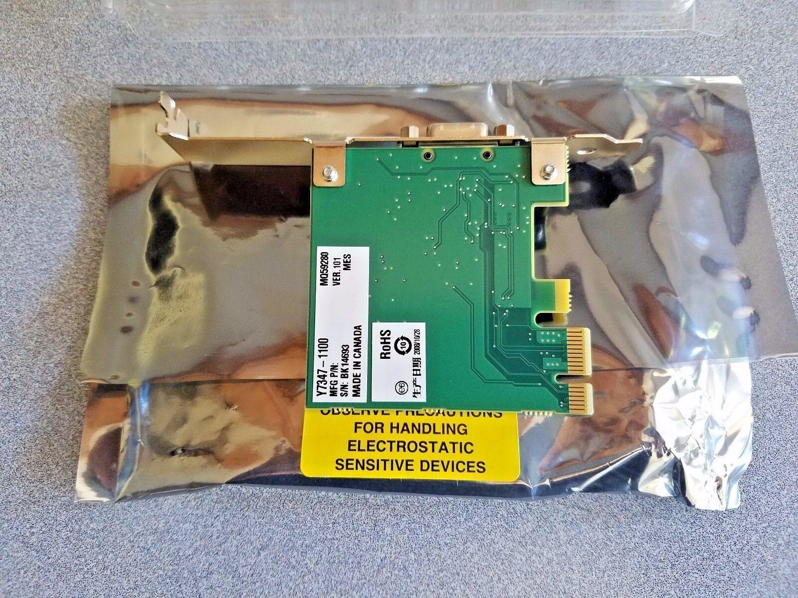 Matrox Y7347-1100 Video Capture Card