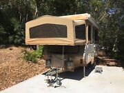 Goldstream Camper Trailer Storm RV Sandvan Special Edition 2016 Mount Helena Mundaring Area Preview