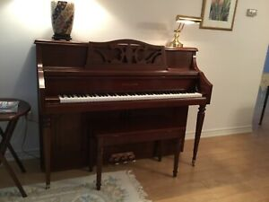 Apartment-sized Piano for sale