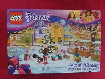 LEGO Friends 41102 Advent Calendar (2015)