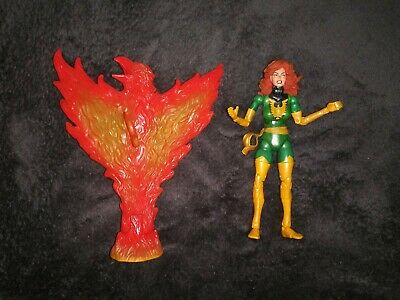 "Marvel legends X Men Series 6 VI Phoenix Jean Grey 6"" Action Figure Toybiz"