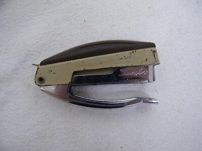 Vintage Swingline Stapler Model 99 Plier Hand Style