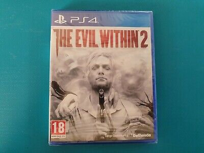 PS4 : the evil within 2 ( neuf sous blister )