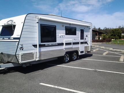 Kokoda Caravan Launceston Launceston Area Preview