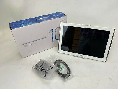 Acer ICONIA ONE 10 B3-A40-K8T6  tablet  Android 7.0 16GB eMMC, 2GB RAM #9066171