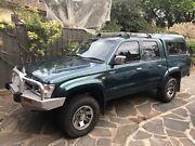 1999 Toyota Hilux SR5 3.0 diesel Hawthorn Mitcham Area Preview