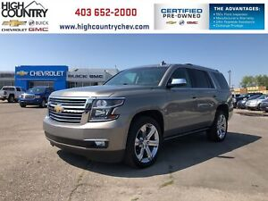 2017 Chevrolet Tahoe PREMIER, LEATHER, DVD, SUNROOF 4X4