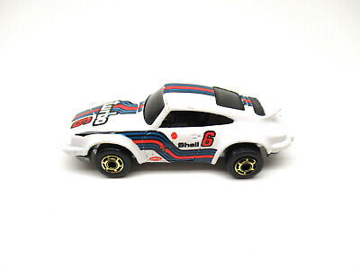 HOT WHEELS HK GHO WHITE PORSCHE P-911