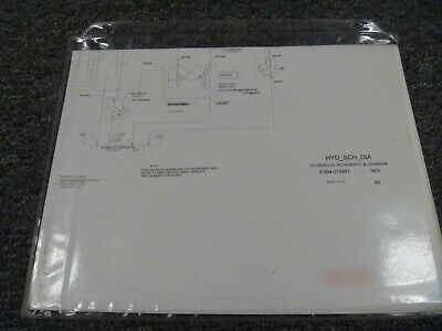 Grove Mz145 Manlift Aerial Lift Hydraulic Schematic Electrical Wiring Diagram