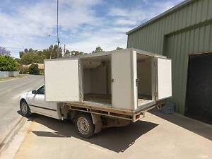 2004 Ford Other Ute Deniliquin Murray Area Preview