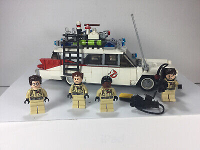 LEGO Ideas Ghostbusters Ecto-1 21108. Incomplete