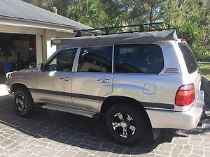 1998 Toyota LandCruiser Wagon Mount Cotton Redland Area Preview