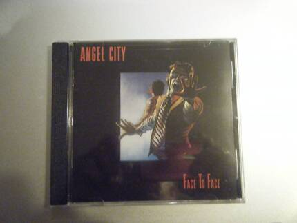 The Angels Face to Face American version CD Arncliffe Rockdale Area Preview