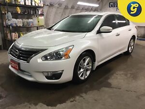 2013 Nissan Altima SL*NAVIGATION*LEATHER*SUNROOF*REMOTE START*HE