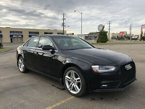 2014 Audi A4 Premium Package | Navi | Camera | Sunroof