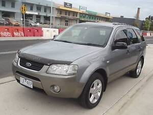 2005 Ford Territory Wagon Footscray Maribyrnong Area Preview