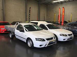 FORD FALCON UTE 07 EXTENDED TRAY RENT TO OWN CREDIT PROBLEMS OK Arundel Gold Coast City Preview