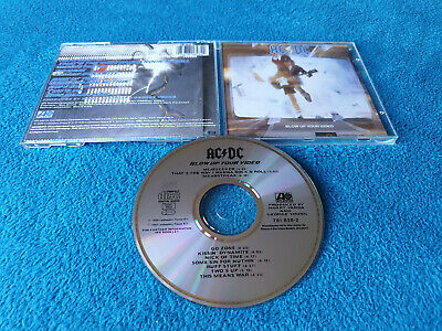 AC/DC - Blow Up Your Video - CD (Made in Germany 781 828-2) online kaufen