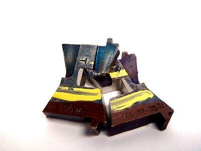 Semtorq Fc6-22-3s3s .190 Wf Blades Set Of 2 For Tip Dresser Cutter Welder