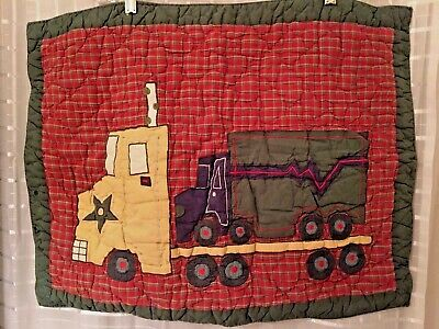 Big Party Store (The Company Store Quilted Pillow Sham Big Rig Claw Digger)