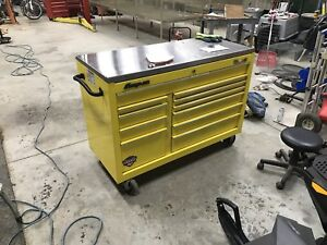 Snap on tool box . Trade for sled
