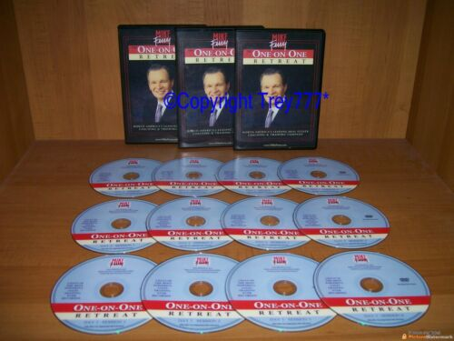 Mike Ferry One On One Retreat DVD Real Estate Course