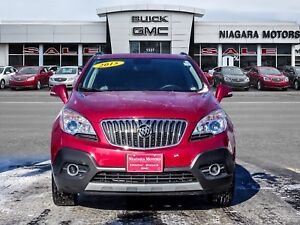 2015 Buick Encore FWD CX..ONE OWNER...LOCAL TRADE>>