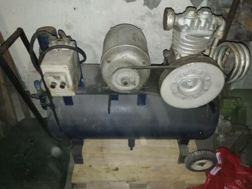 Kompressor Druckluft ansehen