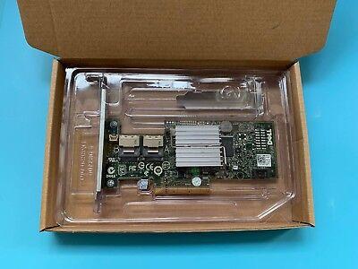 Dell PERC H200 6Gb PCI-e SAS SATA 8-Port Raid Controller =9210 9211-8i 47MCV