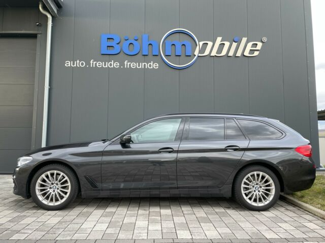 BMW 520i Touring/Sportline/AHK/Driving A+/Pano/NP 78