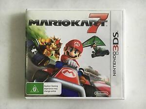 Mario Kart 7 for Nintendo 3DS/2DS - Australian PAL Version Sydney City Inner Sydney Preview
