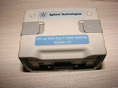 Keysight Agilent Wirescope Pro Gg45 Arj45 F Cat 7a Adapter Smartprobe N2644a-107