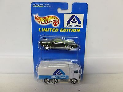 Hot Wheels Limited Edition 2 Car Pack Albertsons  1