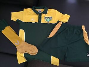 MtGravatt Hawks Football Kit Holland Park West Brisbane South West Preview