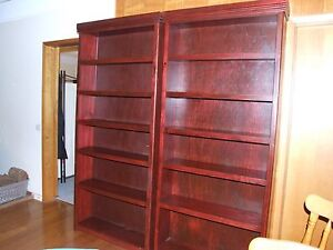 Solid pine book shelves x2 Rokewood Golden Plains Preview
