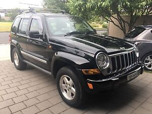 2004 Jeep Cherokee Limited KJ MY05 Angle Park Port Adelaide Area Preview