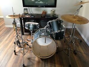 Pearl EX 4 piece kit with cymbals