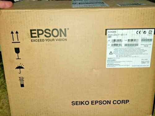 Epson WIDE THROW LENS 1.04 - 1.46 G7XXX and Pro LXXX series ELPLW05 V12H004W05