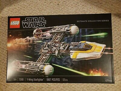 LEGO Star Wars UCS Y-Wing Starfighter 75181