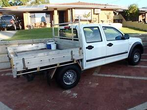 2005 Holden Rodeo Ute Joondalup Joondalup Area Preview