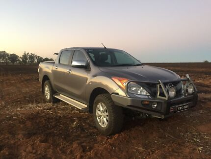 Mazda BT50 - GT Campbell North Canberra Preview