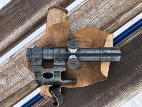 Mosin Nagant Sniper Scope Mount 1943 Original PU Soviet SVT Rifle 91/30 KAZAN
