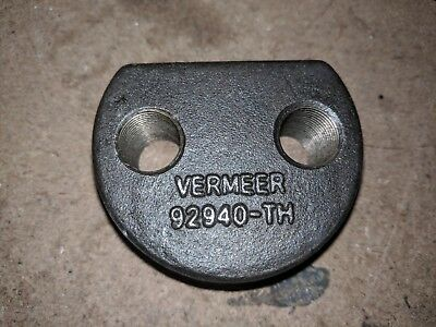 1 X Vermeer Rotatech Stump Grinder Tooth Saddle 92940-003