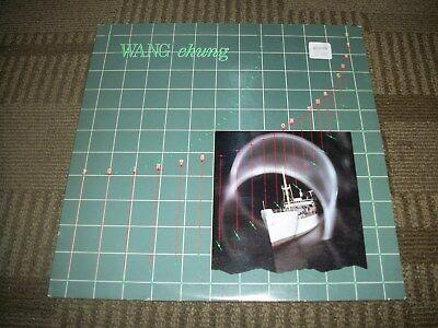 - WANG CHUNG---POINTS ON THE CURVE     VINYL ALBUM